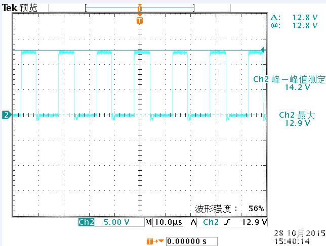 90V 次级Q2mos管VDS.png