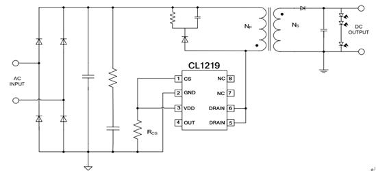 电路 电路图 电子 原理图 549_250