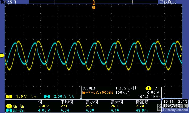 36V 谐振电容电压波形和电流波形.png