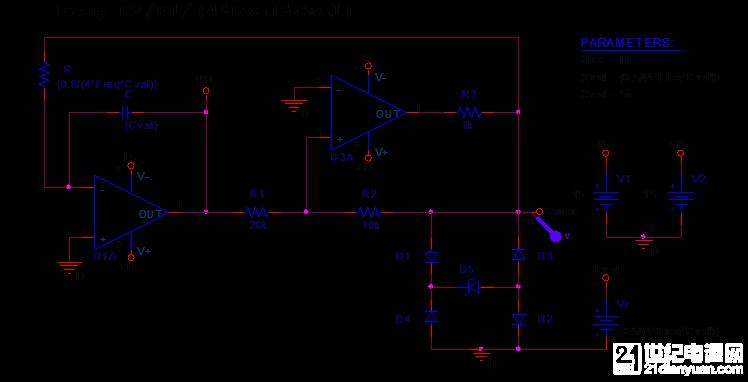 波形发生电路