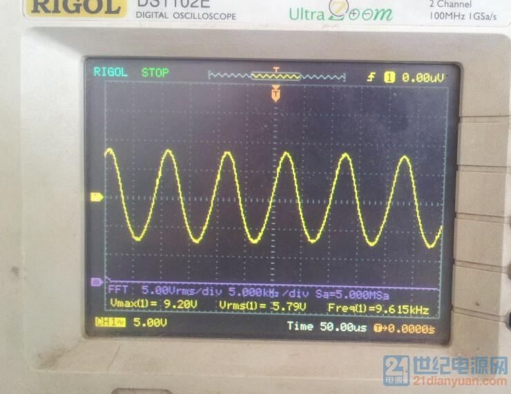 逆变12KW电池电压纹波.jpg