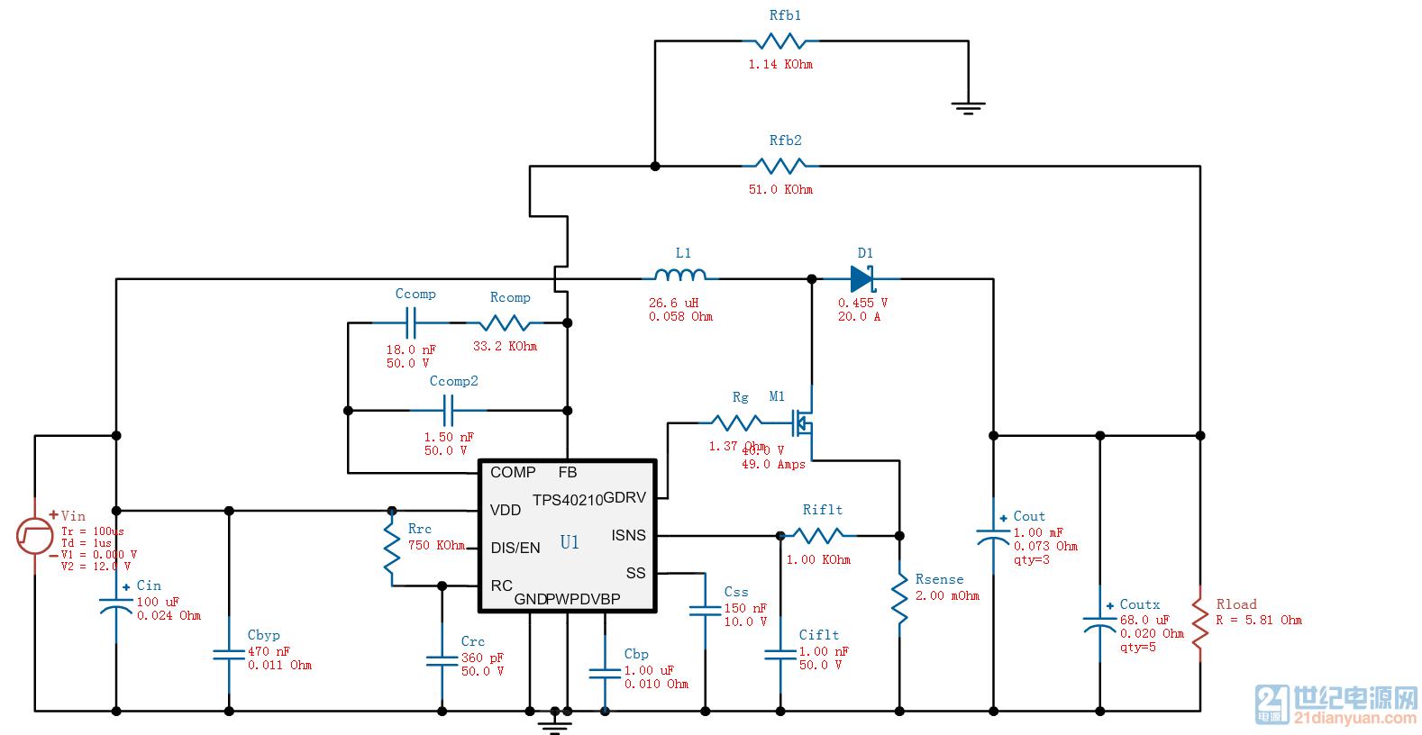 电源书籍下载 历届会议资料  10问答币     dcdc升压电路dc12v-dc36v