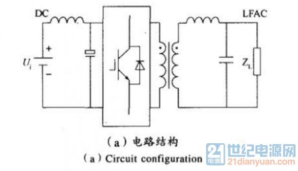 逆变电源常规拓扑