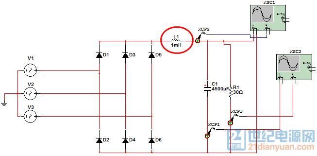 三相不控整流直流侧需不需要加直流电抗器?