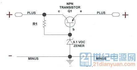 pnp 稳压电源 与npn稳压电源的区别