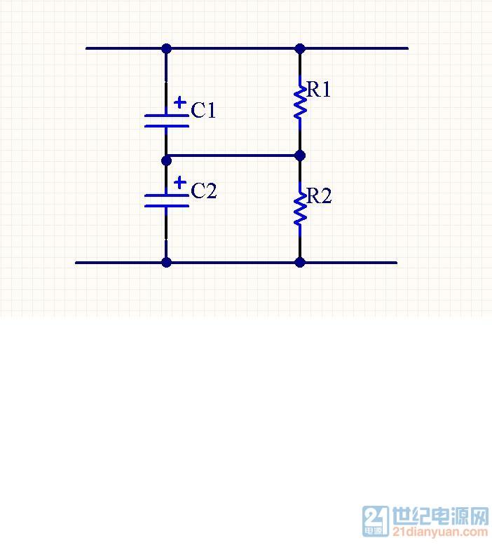 输出用两个绕组,每个绕组300V,这么高压,肯定每组用的都是桥式整流吧,那两组合起来8个二极管,貌似过于阵列威武。我现在用一个绕组得到600V,输出电容用两个350V电解串联,并且电解上加了一个均压电阻,电路貌似这样就相当简单一些,但是这样不知道实际效果如何? PS:本方案中副边输出电流为4A。