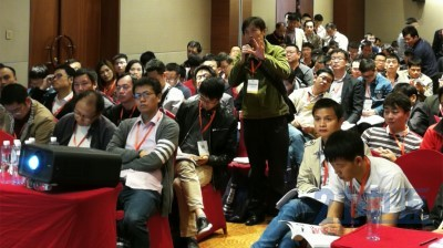 1 大家积极与老师探讨,纷纷提出工作中遇到的各种问题-400.jpg