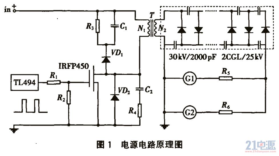 如果只追求电压,不需要输出电流,可以调节tl494的比较器输入,降低pwm