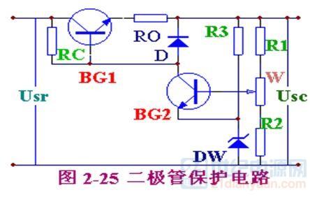 详解直流稳压电源电路