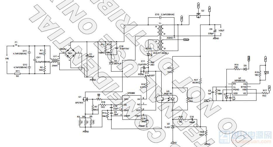 电路 电路图 电子 户型 户型图 平面图 原理图 934_503