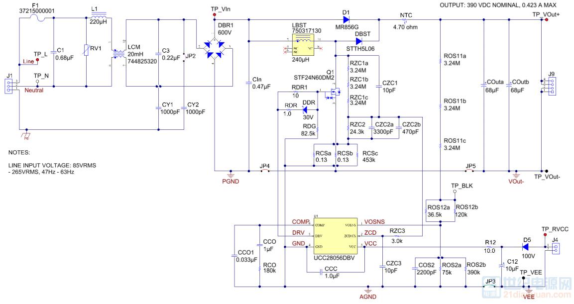 ucc809电路