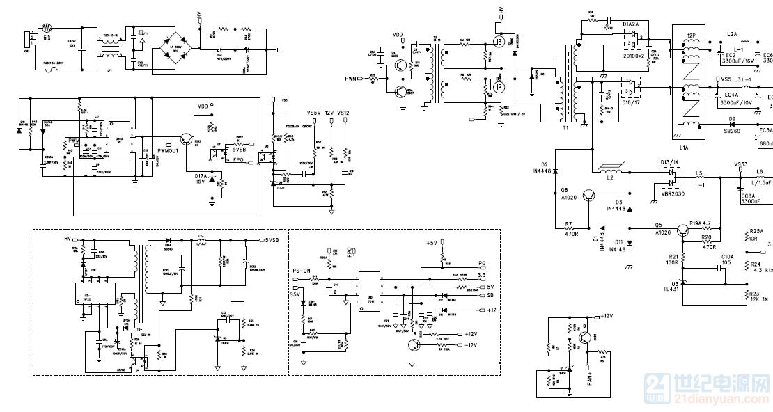 电路 电路图 电子 原理图 1110_592