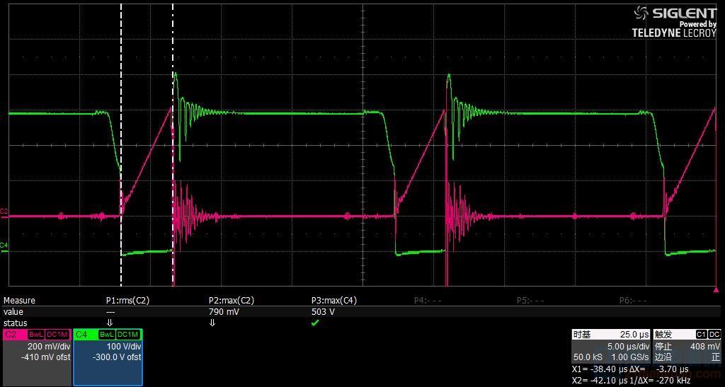 Ton:3.7uS(图P16)