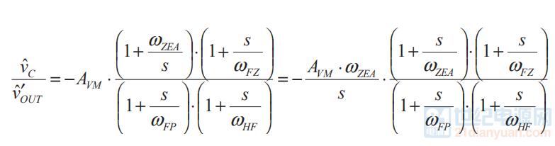 图1 III型补偿器公式