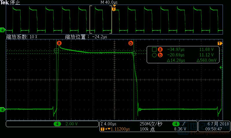 30圈变压器前臂上管 100A输出 70VAC输入.png