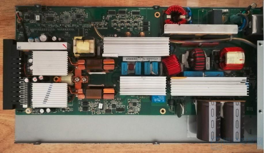 百安级高功率电源拆解欣赏