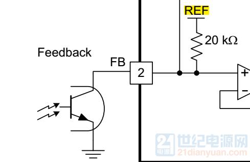 内置电压源