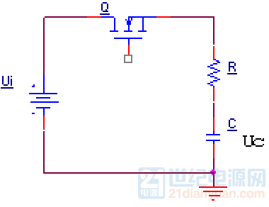 1m,由式可得,rc吸收电路的功耗:设计中rc均为0603封装,在如此功耗下