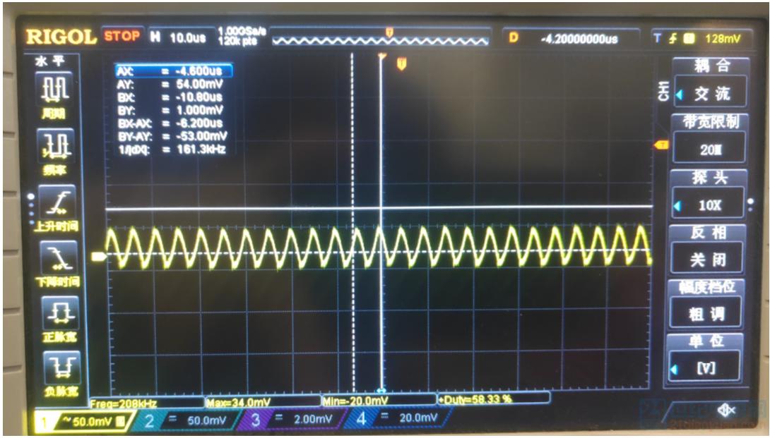 12V纹波