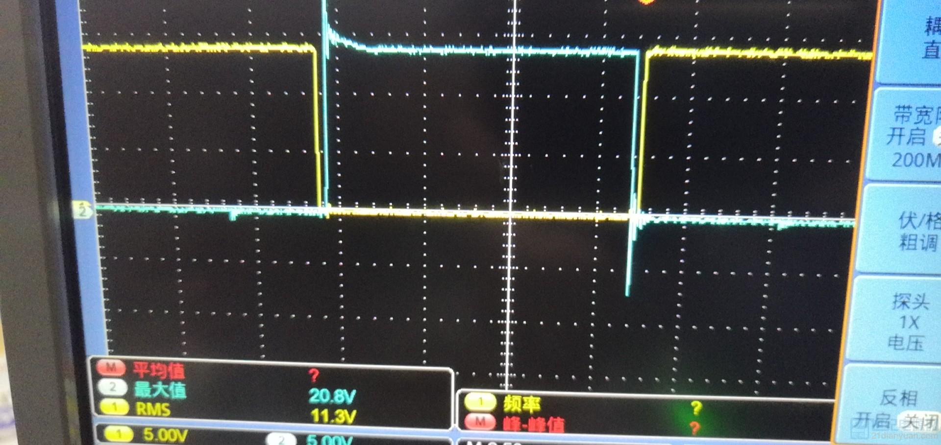 滞后管3875AB驱动波形.jpg