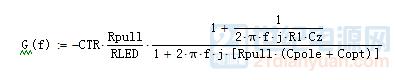 捕获-补偿级传递函数.PNG