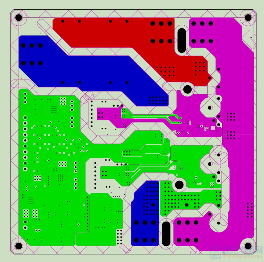 罗姆P02SCT3040KR-EVK-001评估板开箱