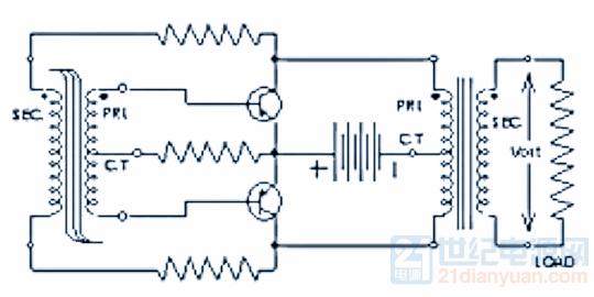 矩磁反馈莱耶尔电路